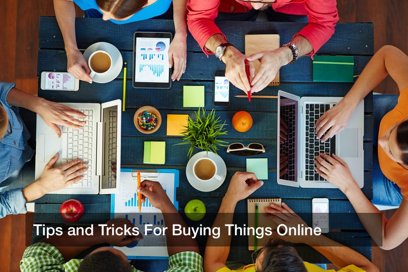 Tips and Tricks For Buying Things Online