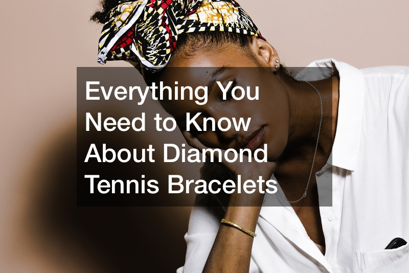 Everything You Need to Know About Diamond Tennis Bracelets